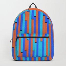 Paper Stripes - Color variation 2 Backpack