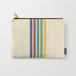 Rainbow Stripes IV Carry-All Pouch