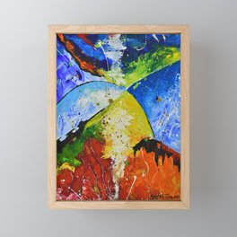 Mystic Framed Mini Art Print