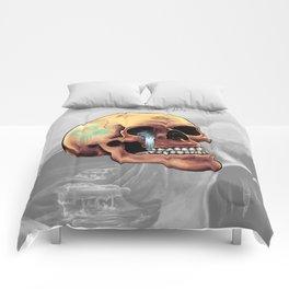 Zia Skull Comforters