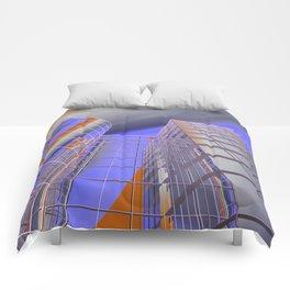 city -w3- Comforters