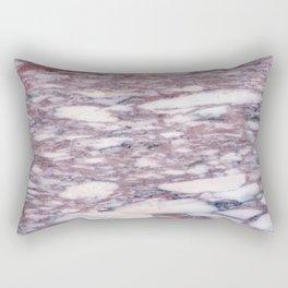 Marble Rosa Norvegia Rectangular Pillow