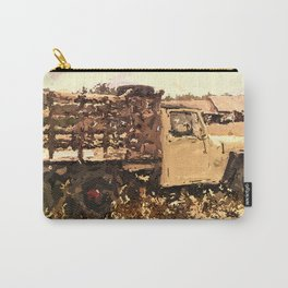 Truck Love Carry-All Pouch