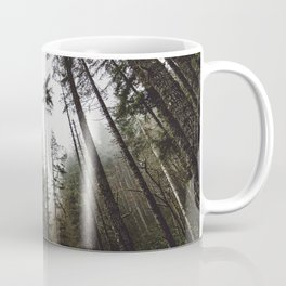 Pacific Northwest Forest Coffee Mug