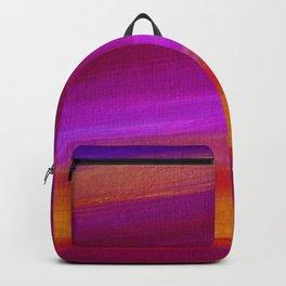 PURPLE AURORA Backpack
