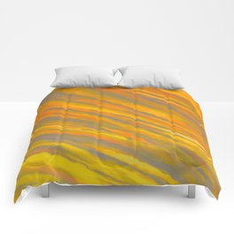Canary Yellow Comforters