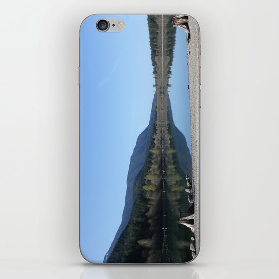 Rattle Snake Lake iPhone & iPod Skin