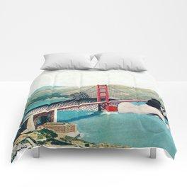 Mermaid Three Comforters