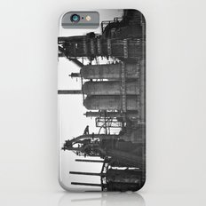 Black and White Bethlehem Steel Blast Furnace 2 Slim Case iPhone 6s