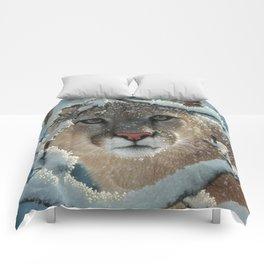 Cougar - Silent Encounter Comforters