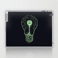 Enlightenment {Green} Laptop & iPad Skin