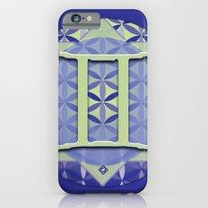 Flower of Life GEMINI Astrology Design Slim Case iPhone 6s