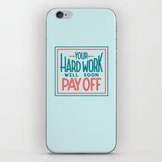 Fortune Cookie Wisdom iPhone & iPod Skin