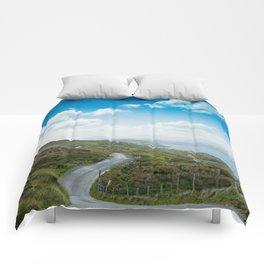 Sky Road Comforters