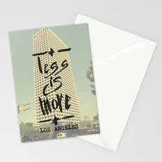 Less is More - Los Angeles -  Stationery Cards