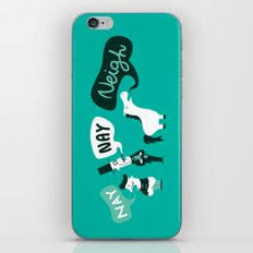 The Naysayers iPhone & iPod Skin