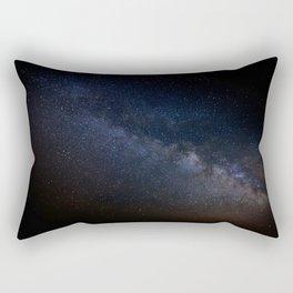 A Scar In The Sky Rectangular Pillow