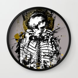 Eristic Wall Clock