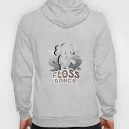 Floss Dance Move Elephant Hoody