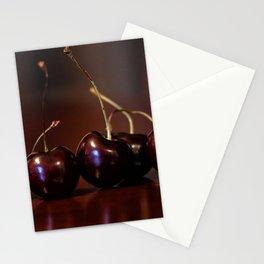 Cerise Stationery Cards