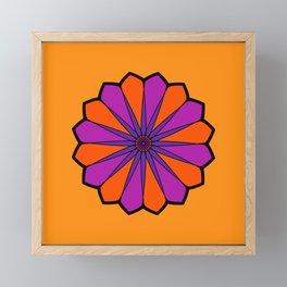 Flower Study No. 1 Framed Mini Art Print