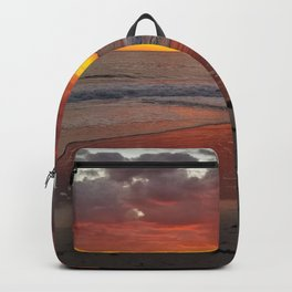 Carmel-by-the-Sea Sunset Backpack