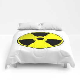 Nuclear Symbol Comforters