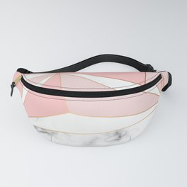 Marble & Geometry 042 Fanny Pack