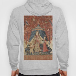 The Lady And The Unicorn Hoody