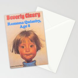 Ramona Quimby Age 8 Stationery Cards