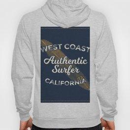 West coast California Surf Hoody