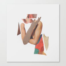pop Canvas Print