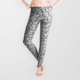 Surveillance Frenzy Leggings