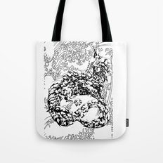 A Dragon from your Subconscious Mind #2 Tote Bag