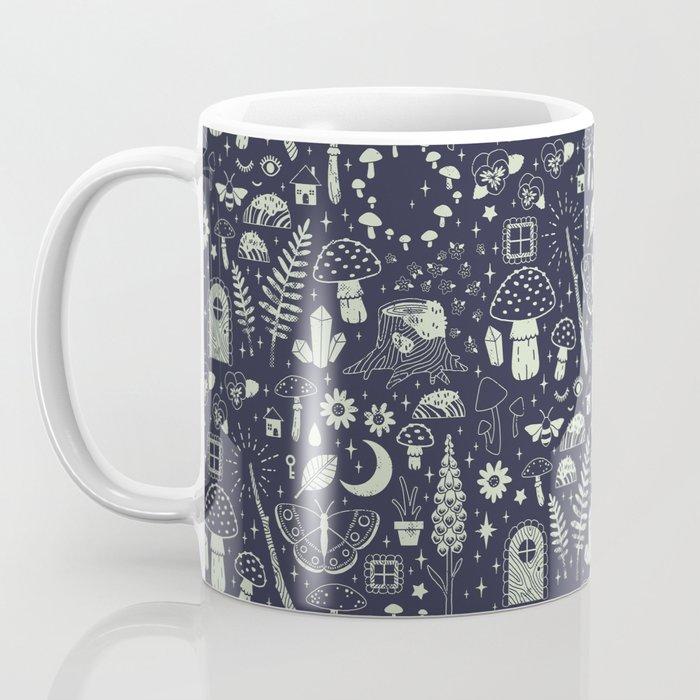 Fairy Garden: Midnight Coffee Mug