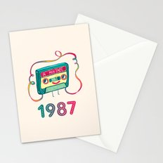 1987 Stationery Cards