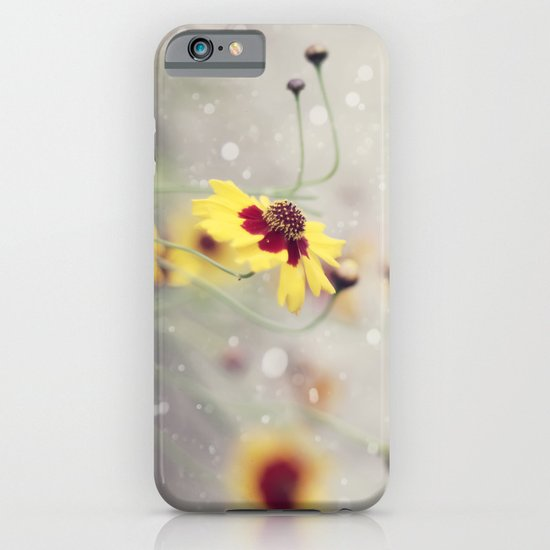 Fire & ice iPhone & iPod Case