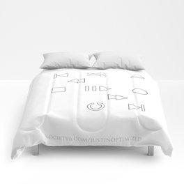 Interface Controls - Handdrawn Comforters