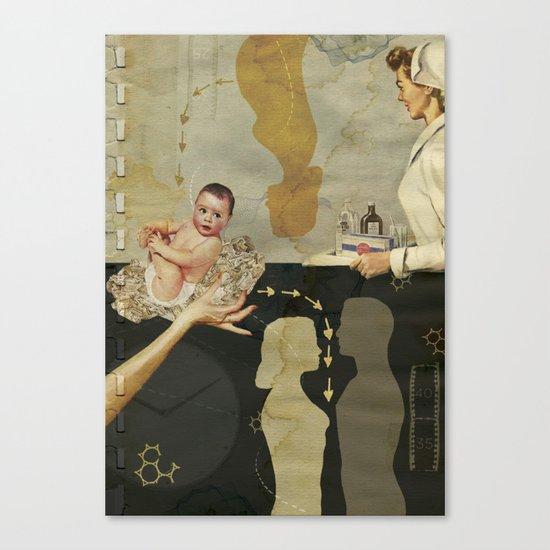 Modern Day Practice Canvas Print