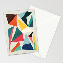 Collection of pointy summit Stationery Cards