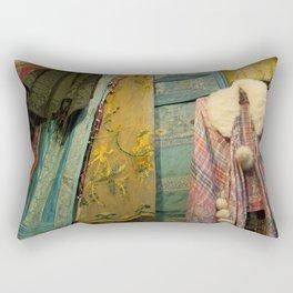 Fabrics! Rectangular Pillow