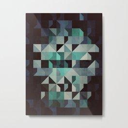 0011 // noir? Metal Print