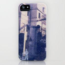 The city remembers; magazzini generali iPhone Case