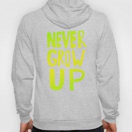 Never Grow Up III Hoody