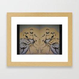 Handy Framed Art Print