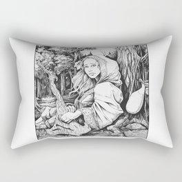 The Bard Rectangular Pillow