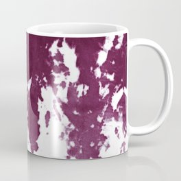Velvet Kumo Shibori Plum Coffee Mug