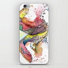 I'd rather be an albatross iPhone & iPod Skin