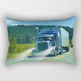 Supplying the Nation Rectangular Pillow