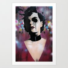 The Day I Failed To Notice Art Print